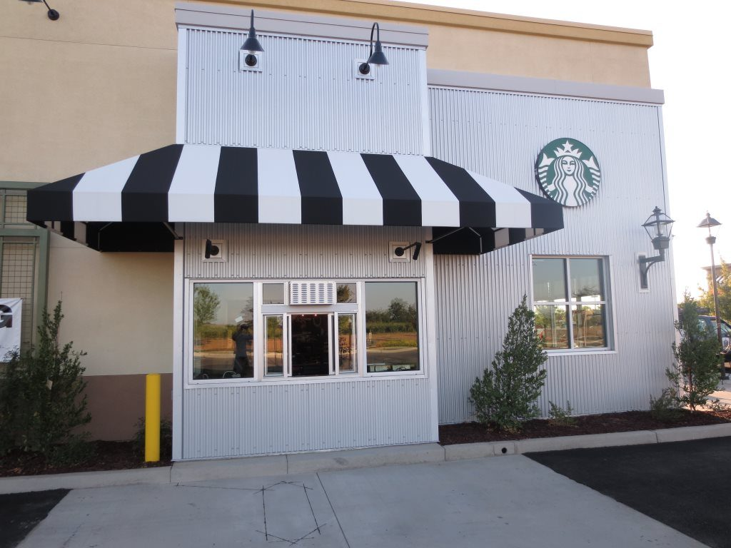 Car Paint Protection >> Starbucks drive thru window tint | ENCORE Window Tinting