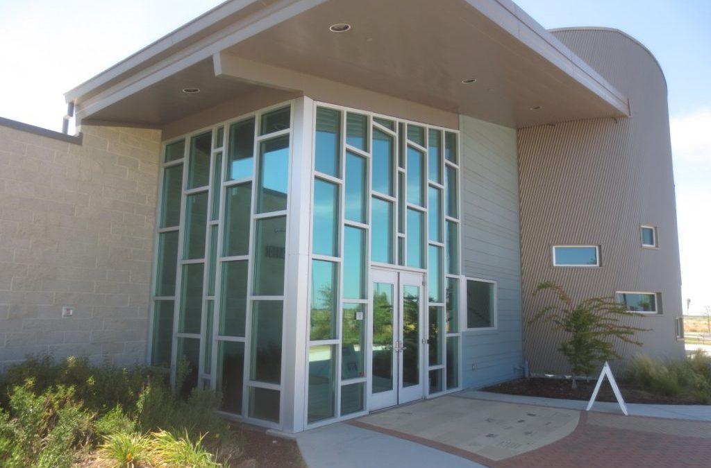 Lathrop Generations Center Window Tinting