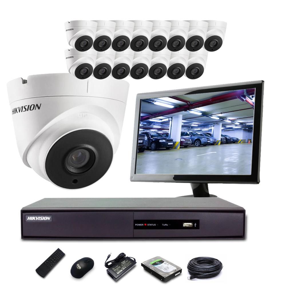complete Security camera systems solusions