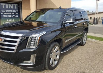 2017 Cadillac Escalade Encore Window Tinting 13