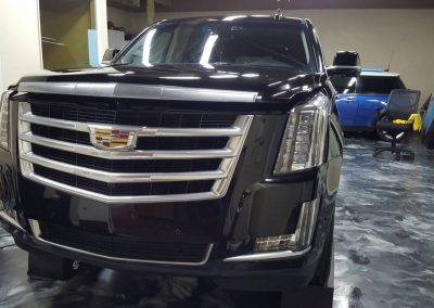 2017 Cadillac Escalade Encore Window Tinting 3