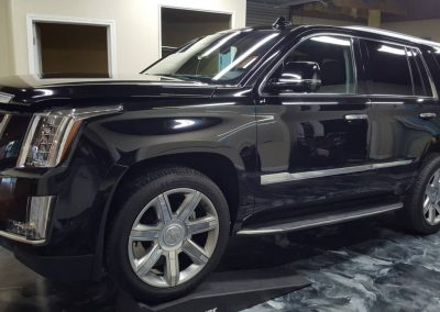 2017 Cadillac Escalade Encore Window Tinting 4