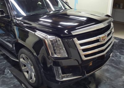 2017 Cadillac Escalade Encore Window Tinting 8