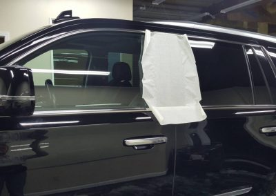 2017 Cadillac Escalade Encore Window Tinting 9