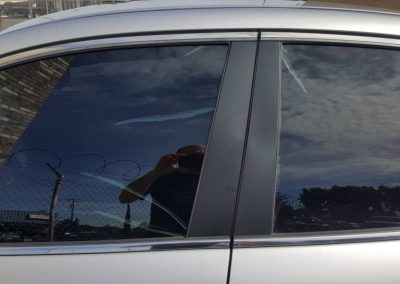 2013 Honda Accord retint Encore window tinting 1