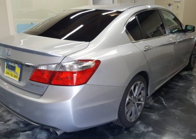 2013 Honda Accord retint Encore window tinting 10