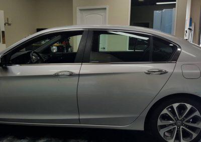 2013 Honda Accord retint Encore window tinting 4