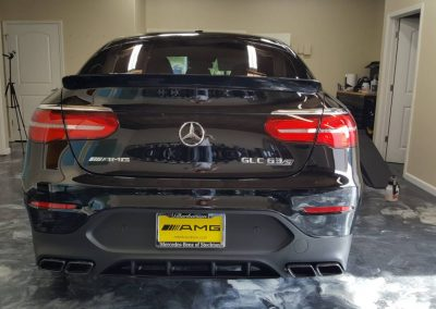 2019 Mercedes-Benz GLC 63s AMG Encore clear bra 3