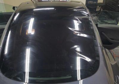 2019 Tesla model 3 Gray 3