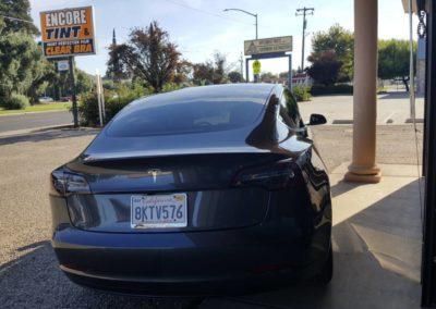 2019 Tesla model 3 Gray 4