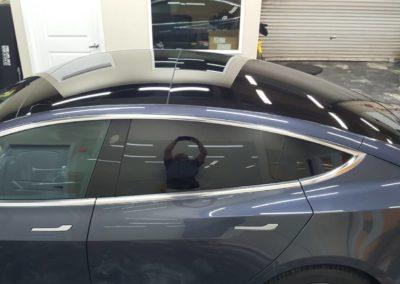 2019 Tesla model 3 Gray 5