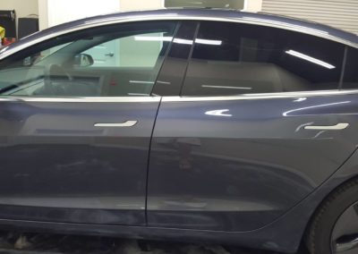 2019 Tesla model 3 Gray 7