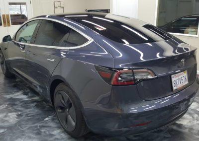 2019 Tesla model 3 Gray 8