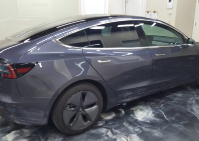 2019 Tesla model 3 Gray 9