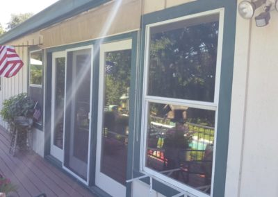 Residential window tint Miner 6