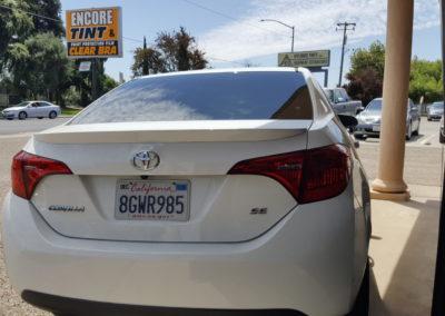 2019 Toyota Corolla 5 50 white 10