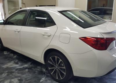 2019 Toyota Corolla 5 50 white 2
