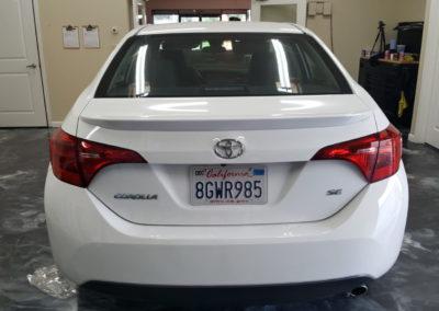 2019 Toyota Corolla 5 50 white 3
