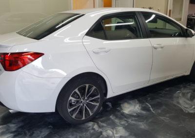2019 Toyota Corolla 5 50 white 4