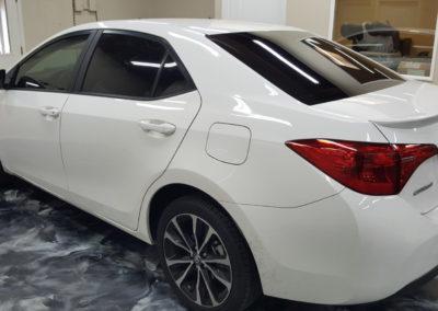 2019 Toyota Corolla 5 50 white 6