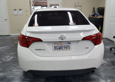 2019 Toyota Corolla 5 50 white 7