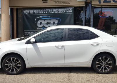2019 Toyota Corolla 5 50 white 9